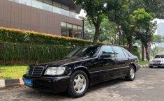 Banten, Mercedes-Benz S-Class S 320 1997 kondisi terawat