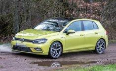 Mengintip Wajah Dan Spesifikasi VW Golf Mk 8 2020, Hatchback Yang Paling Ditunggu Kehadirannya
