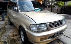 Jual mobil Toyota Kijang LGX-D 2001 harga murah di Sumatra Utara