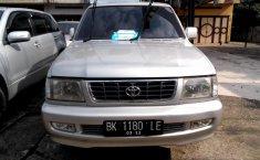 Jual mobil bekas Toyota Kijang LGX-D 2000 dengan harga murah di Sumatra Utara