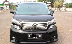 Jual mobil Toyota Vellfire Z Premium Sound Matic 2010 terbaik di DKI Jakarta