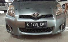 Jual mobil Toyota Yaris J AT 2012 murah di Jawa Barat
