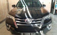 Jual cepat Toyota Fortuner VRZ AT 2017 di Jawa Barat