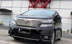 Dijual mobil bekas Toyota Vellfire Z Preium Sound 2010, DKI Jakarta