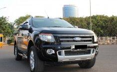 Jual cepat Ford Ranger WILDTRAK 4X4 2014 di DKI Jakarta