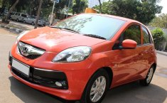 Jual mobil bekas murah Honda Brio 1.2 E 2013 di DKI Jakarta