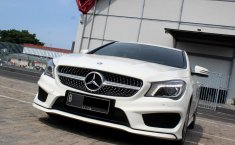 Dijual mobil bekas Mercedes-Benz CLA 200 2014, DKI Jakarta