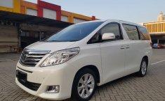 Jual mobil Toyota Alphard 2.4 G ATPM 2014 bekas di DKI Jakarta
