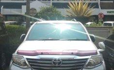 Mobil Toyota Fortuner 2012 TRD G Luxury terbaik di DKI Jakarta