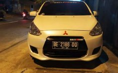 Mobil Mitsubishi Mirage 2015 GLS terbaik di Lampung