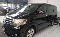 Mobil Toyota Alphard 2005 X dijual, Jawa Tengah