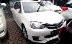 Dijual mobil bekas Toyota Etios Valco G 2017, Sumatra Utara