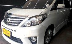 Jual Toyota Alphard 2.4 S Autometic 2012 terbaik di DKI Jakarta