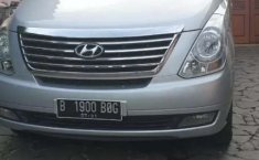 Jual cepat Hyundai H-1 Elegance 2011 di Sumatra Selatan