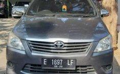 Jual mobil Toyota Kijang Innova J 2015 bekas, Jawa Barat