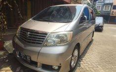 Mobil Toyota Alphard 2005 V dijual, DKI Jakarta