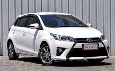 Jual Toyota Yaris G 2015 harga murah di DKI Jakarta