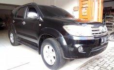 Sumatra Utara, Jual mobil Toyota Fortuner 2.5G 2009 dengan harga terjangkau