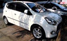Jual mobil Daihatsu Ayla X 2014 murah di Sumatra Utara