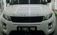 Lampung, Land Rover Range Rover Evoque Dynamic Luxury Si4 2012 kondisi terawat