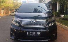 DKI Jakarta, Toyota Vellfire Z 2012 kondisi terawat