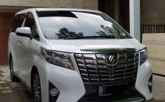Jual Toyota Alphard G 2017 harga murah di Banten