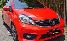 DIY Yogyakarta, Honda Brio Satya S 2016 kondisi terawat