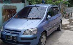 Mobil Hyundai Getz 2004 terbaik di Jawa Barat