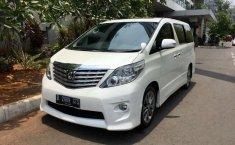 Mobil Toyota Alphard 2011 S terbaik di DKI Jakarta