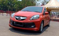 Jual cepat Honda Brio E Automatic 2013 di DKI Jakarta