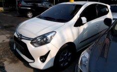 Jual cepat Toyota Agya 1.2 G 2017 di Sumatra Utara
