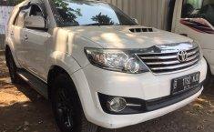 Mobil Toyota Fortuner G 4x4 VNT 2015 dijual, DKI Jakarta