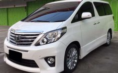 Jual mobil bekas murah Toyota Alphard SC 2013 di Sumatra Utara