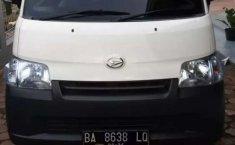 Sumatra Barat, Daihatsu Gran Max Blind Van 2019 kondisi terawat