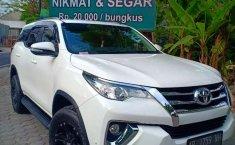 Jual cepat Toyota Fortuner G 2016 di DIY Yogyakarta