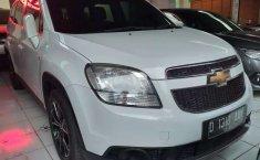 Mobil Chevrolet Orlando 2012 LT dijual, Jawa Barat