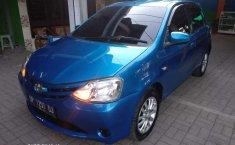 Mobil Toyota Etios 2014 dijual, Sulawesi Selatan