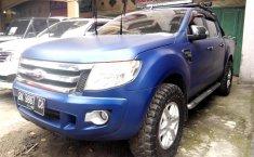 Jual cepat Ford Ranger XLT 2012 di Sumatra Utara
