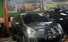Jual Nissan Grand Livina Highway Star 2012 bekas di Jawa Barat