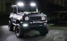 Paket Modifikasi Suzuki Jimny Black Bison Edition dari Wald, Hapus Wajah Aslinya