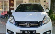 Jual cepat Honda Brio Satya 2017 di Sulawesi Selatan