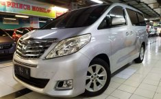 Jual Toyota Alphard X 2011 harga murah di Jawa Timur