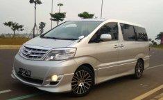 Jual Toyota Alphard V 2007 harga murah di Banten