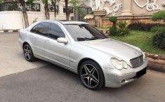Mercedes-Benz C-Class 2002 DKI Jakarta dijual dengan harga termurah