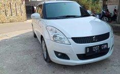 Jual mobil bekas murah Suzuki Swift GX 2012 di Banten