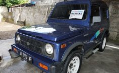 Jual mobil bekas Suzuki Katana 1.0 Manual 2001 dengan harga murah di DIY Yogyakarta