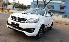 Mobil Toyota Fortuner G TRD 2014 dijual, DKI Jakarta