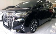 Jawa Timur, Toyota Alphard G 2018 kondisi terawat