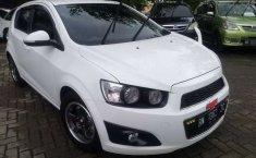 Chevrolet Aveo 2012 Riau dijual dengan harga termurah