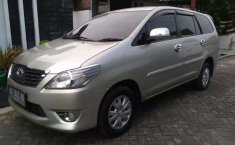 Jual mobil bekas murah Toyota Kijang Innova 2.0 G 2013 di DIY Yogyakarta